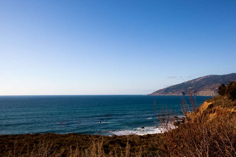 Views from Pacific Coast Highway