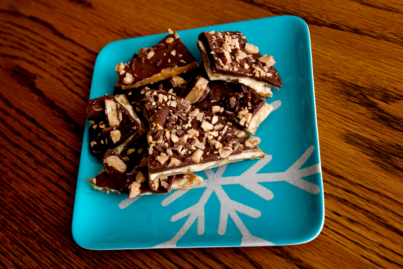 Recipe for holiday Brickle, aka CHRISTMAS CRACK!