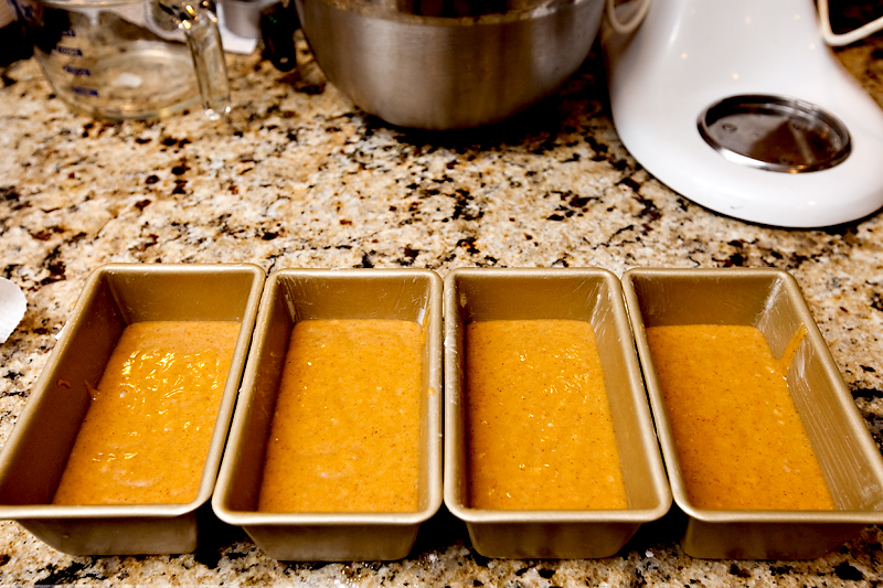 Pumpkin Gingerbread Recipe