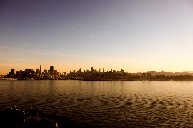 Pictures of The Rock - Alcatraz, San Francisco