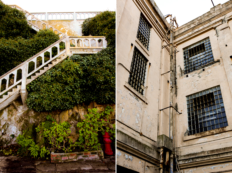 Pictures of The Rock - Alcatraz, San Francisco