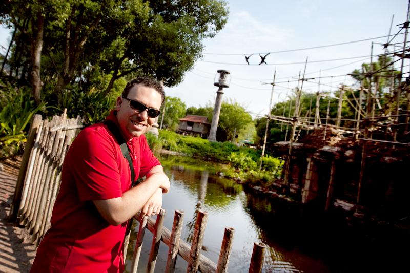 Animal Kingdom at Disney World in Orlando, Florida