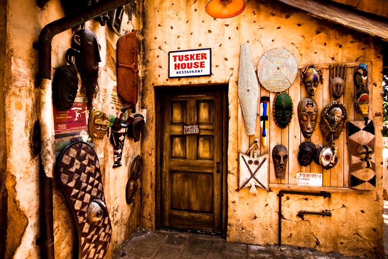Tusker House at Animal Kingdom in Disney World