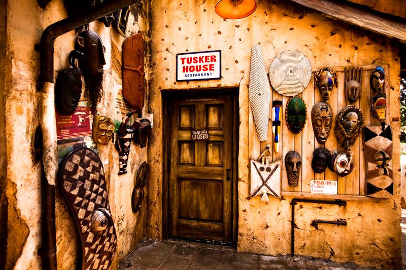Tusker House at Animal Kingdom in Disney World