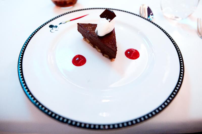 Chocolate Brownie Cheesecake at Animator's Palate