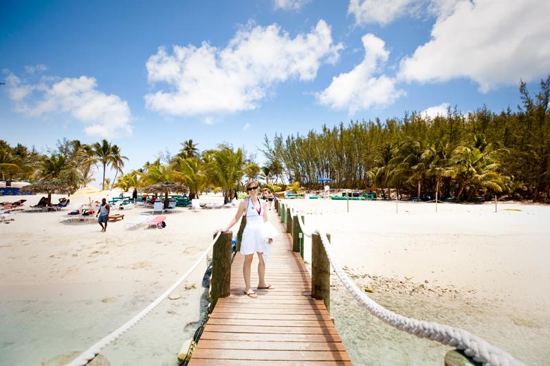 Blue Lagoon Island Beach