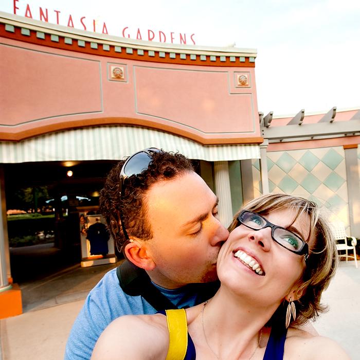 Fantasia Gardens Miniature Golf in Disney World