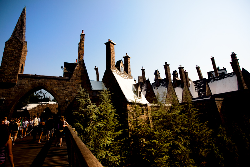 The Wizarding World of Harry Potter - Islands of Adventure - Orlando, FL