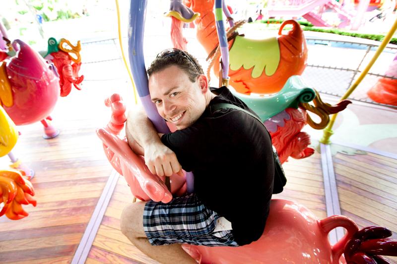 Dr. Seuss Carousel - Islands of Adventure