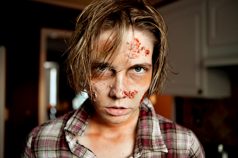 Zombie Halloween 2011