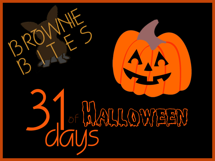 31 Days of Halloween at Brownie Bites