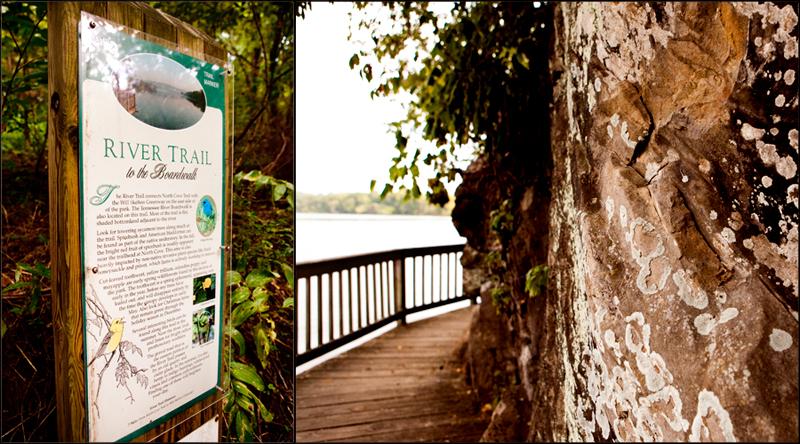 River Trail at Ijams Nature Center