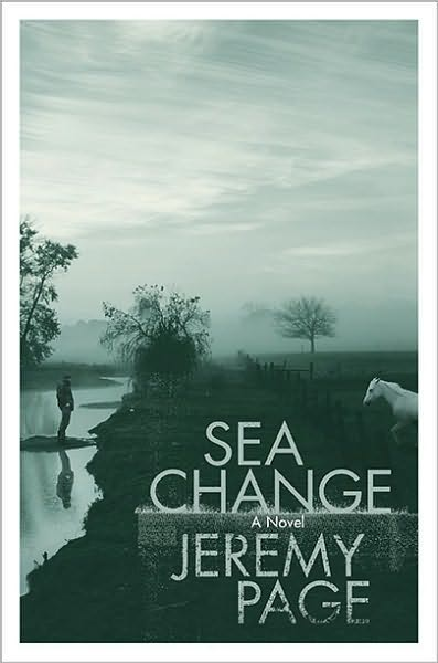 Book cover of Sea Change by Jeremy Page