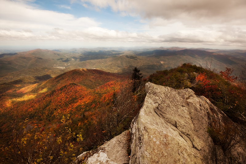 Hike to Mount Cammerer Fire Tower in the Smoky Mountains