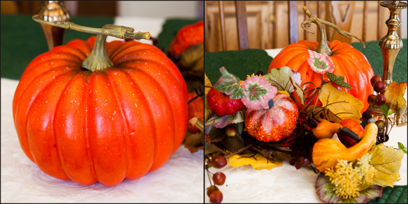 Photos of Thanksgiving dinner