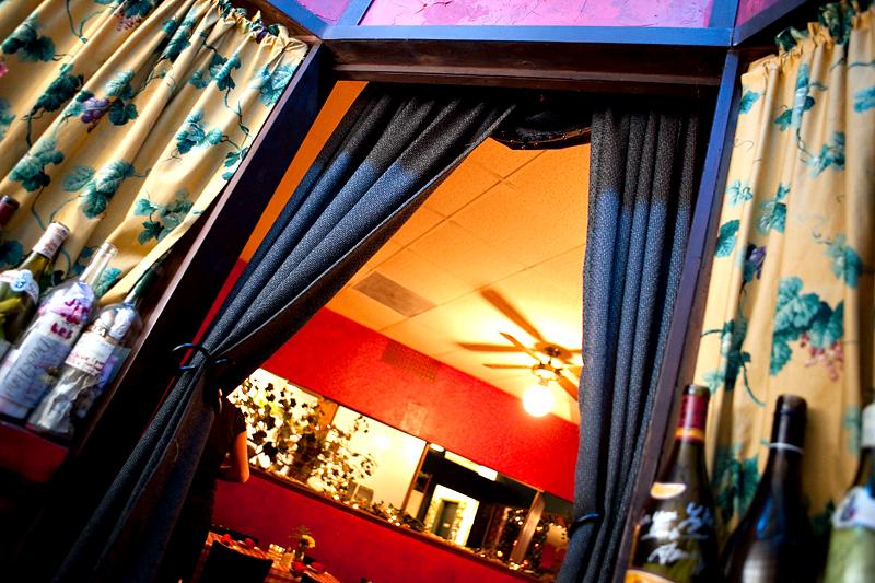 Naples Restaurant Knoxville