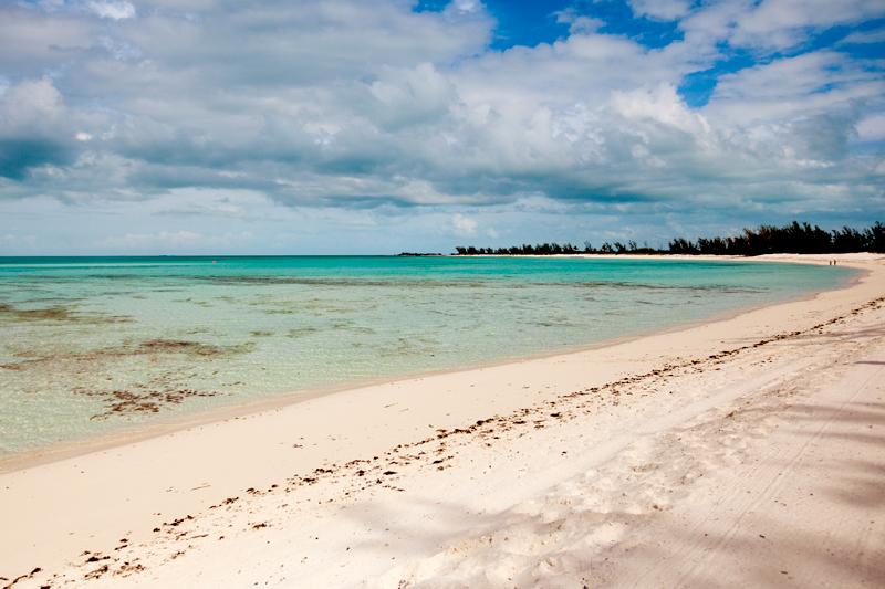 Disney's private island Castaway Cay