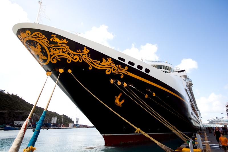 St. Maarten Port of Call on Disney Cruise Line