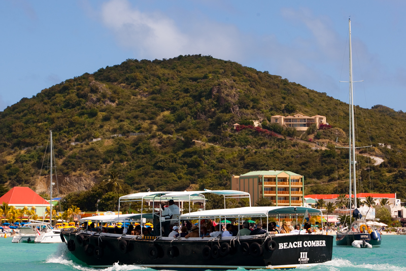 St. Maarten Port of Call on Disney Cruise Line