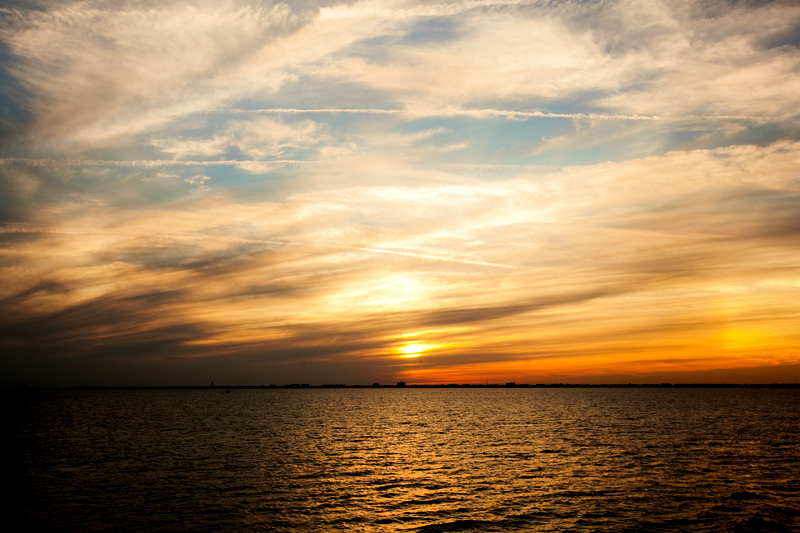 Sunrises and Sunsets on a Disney Cruise