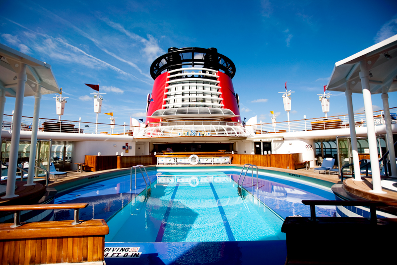 Photos of the Disney Magic