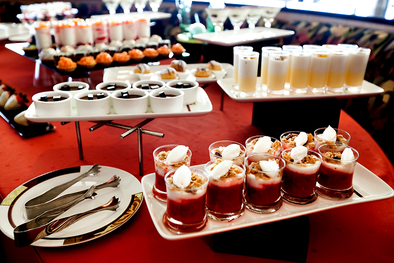 Brunch at Palo on a Disney Cruise