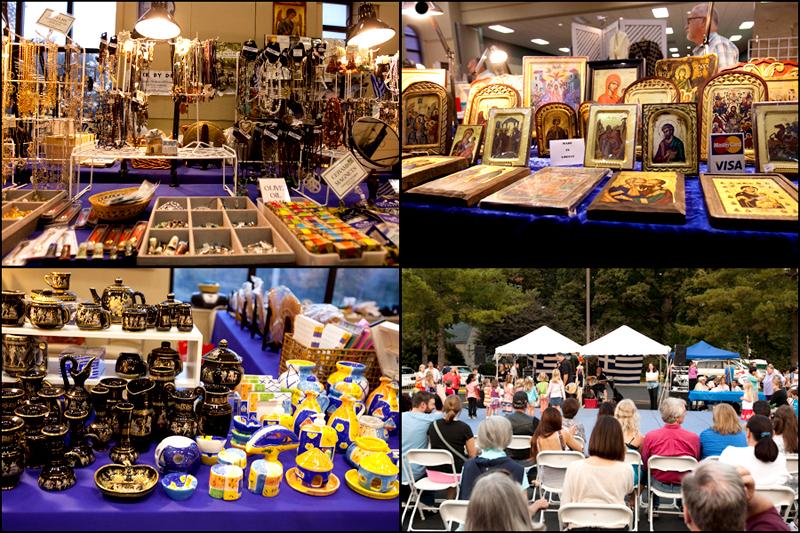 Greek Fest in Knoxville 2012