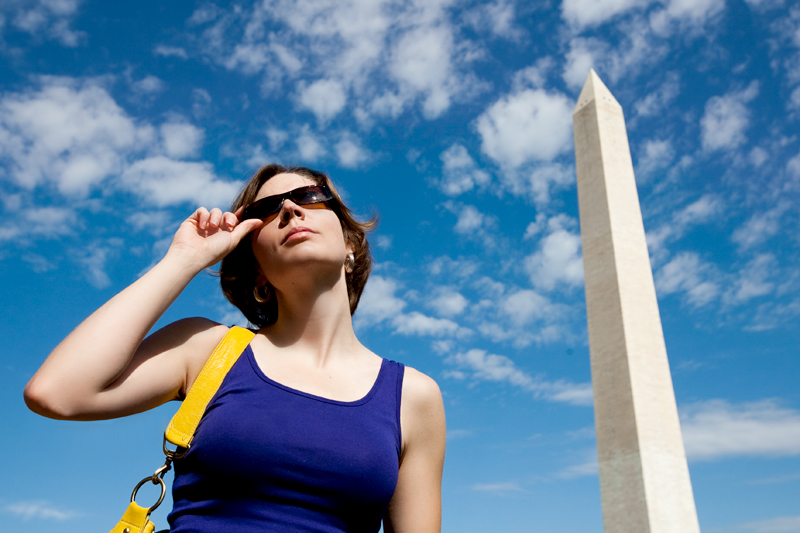 walking tour through washington DC