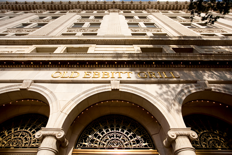 Review of Old Ebbitt Grill in Washington, DC