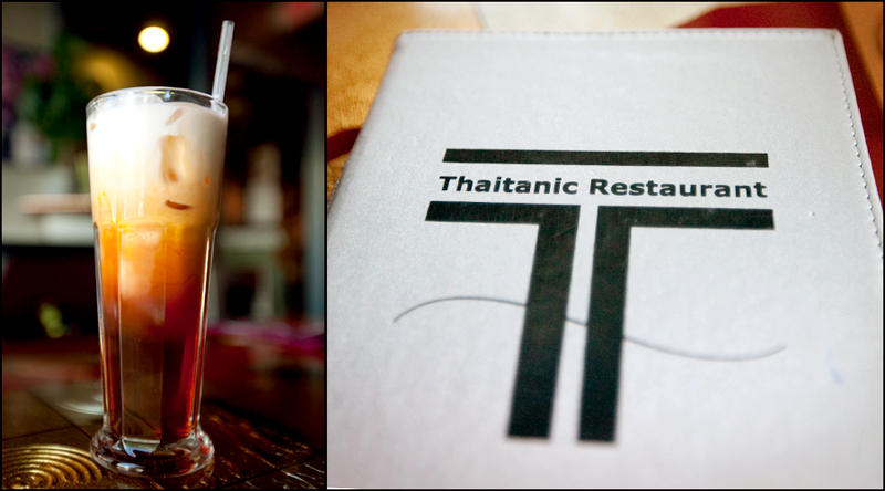 Thai Tanic restaurant in Logan Circle