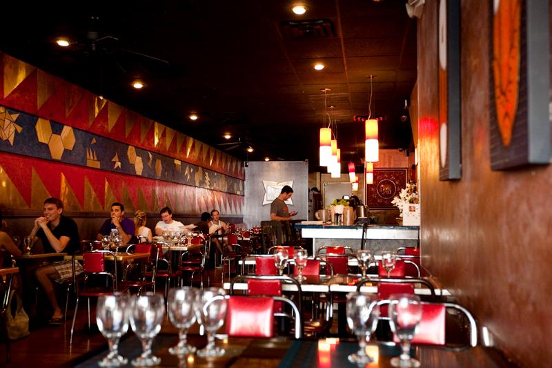 Thai Tanic restaurant in Logan Circle