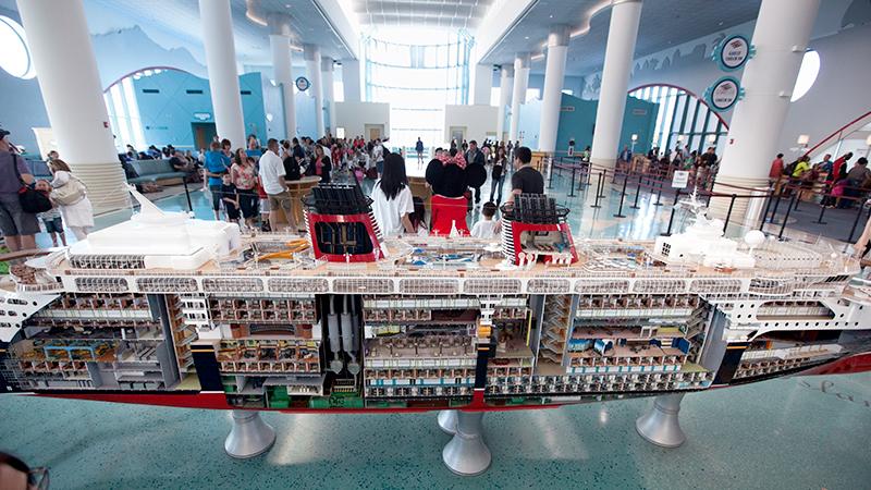 Disney Cruise to the western caribbean February 2013