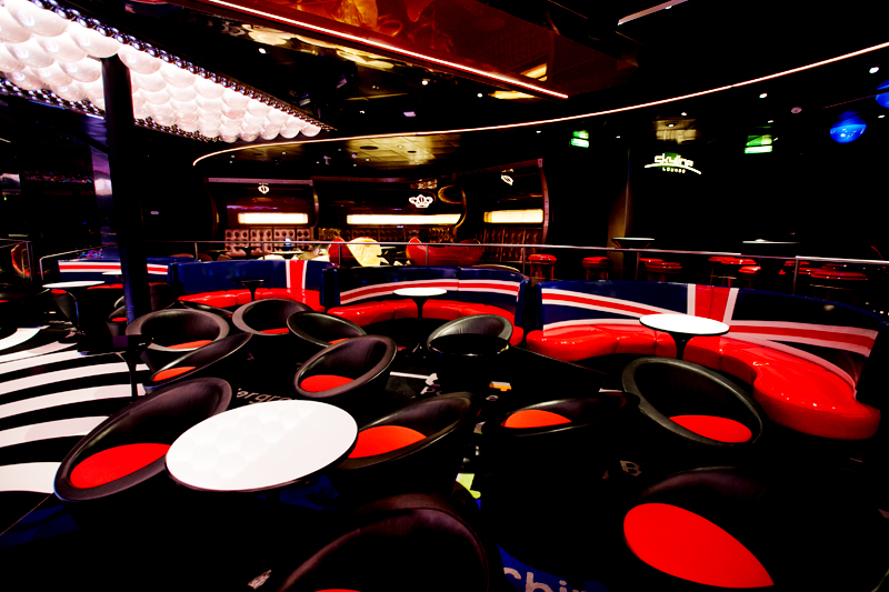 Disney Cruise adult areas on the Fantasy