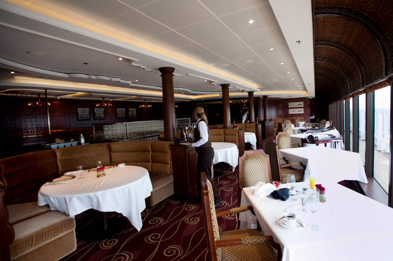 Brunch at Palo on the Disney Fantasy Cruise