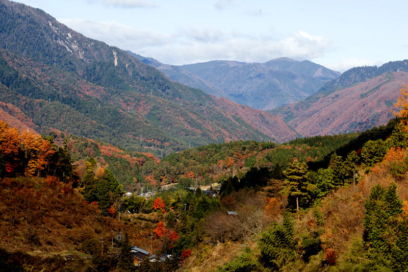 kiso valley nakasendo