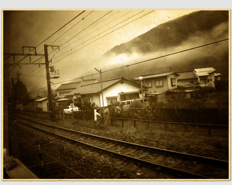 kiso valley tsumago station