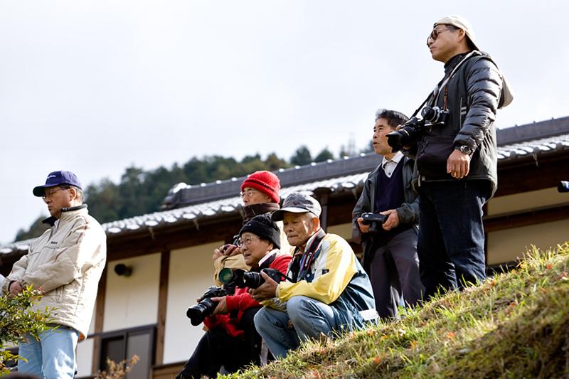 kiso valley tsumago fall festival