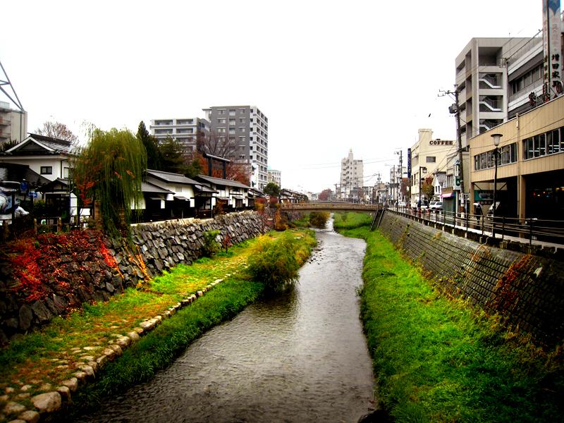 matsumoto canal