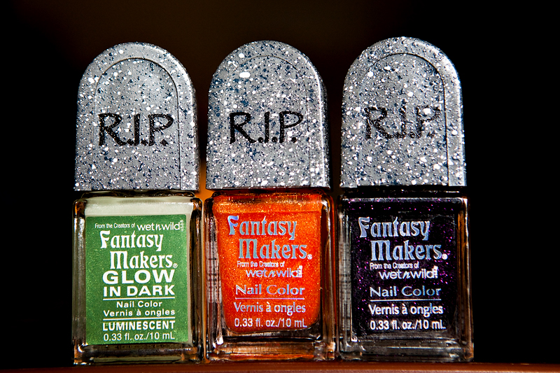 2011 Fantasy Makers Nail Polish Collection