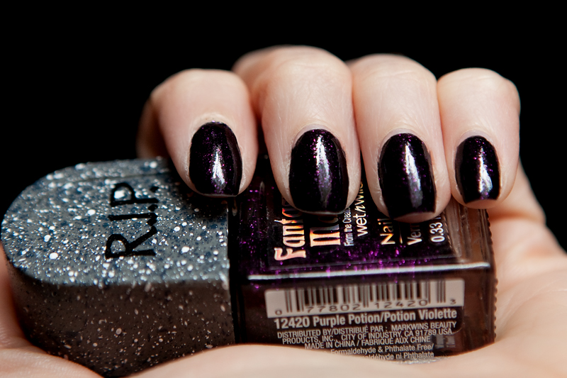 2011 Fantasy Makers Nail Polish Collection - Purple Potion