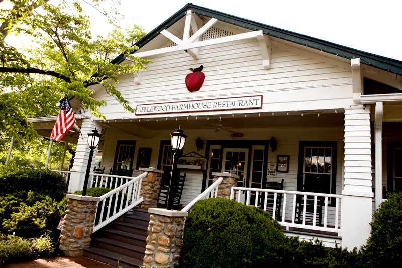 Applewood Farmhouse Restaurant Sevierville, TN