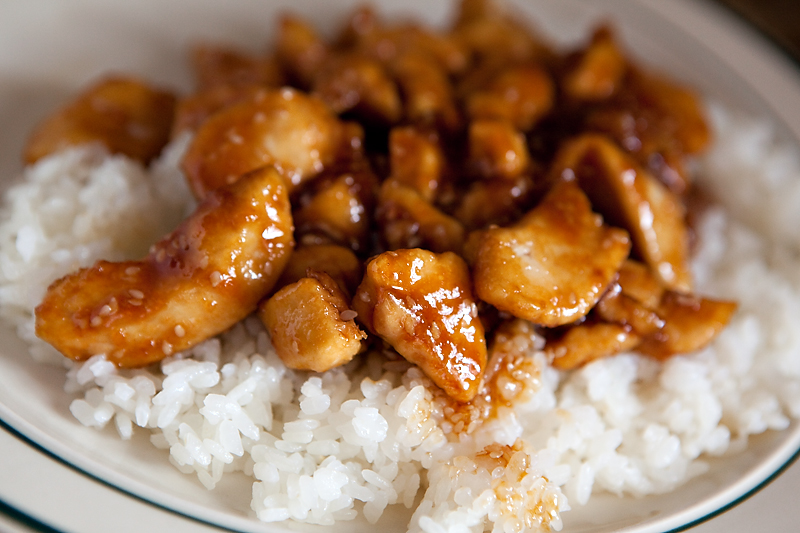 Homemade Chicken Teriyaki | Brownie Bites Blog