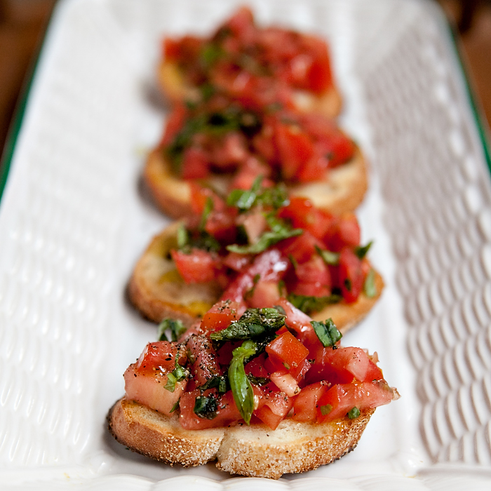 Tomato Bruschetta Recipes — Dishmaps