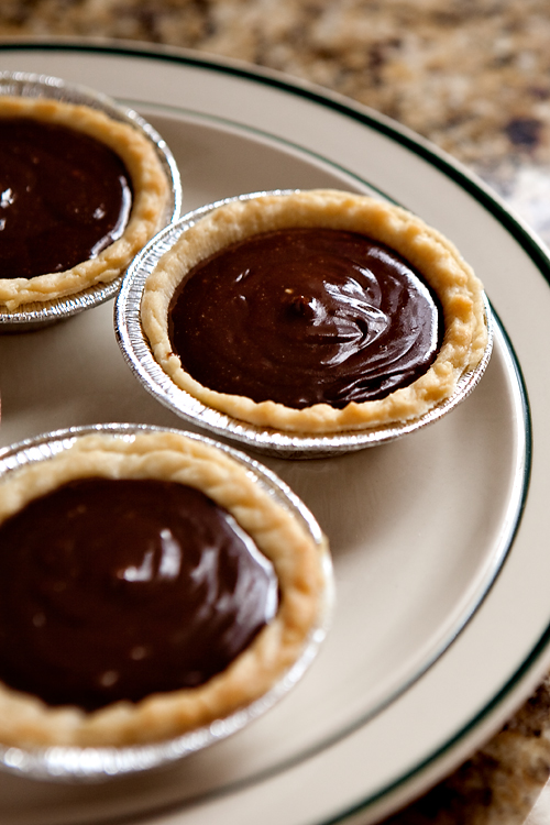 Minny's Chocolate Pie from The Help