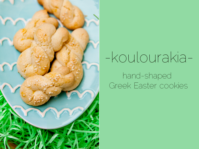 Koulourakia | Greek Easter Cookies | Brownie Bites Blog