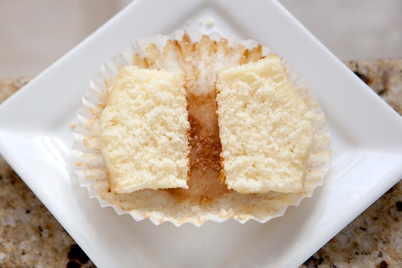 Perfect Moist Vanilla Cupcake