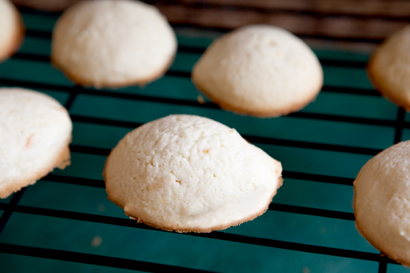 Use leftover buttermilk to make cookies!