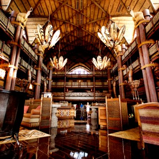 Hotel Tour| Animal Kingdom Lodge