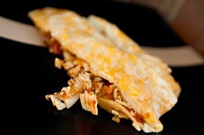 creamy-chicken-enchiladas