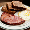 fried-ham-and-eggs-cinnamon-french-toast